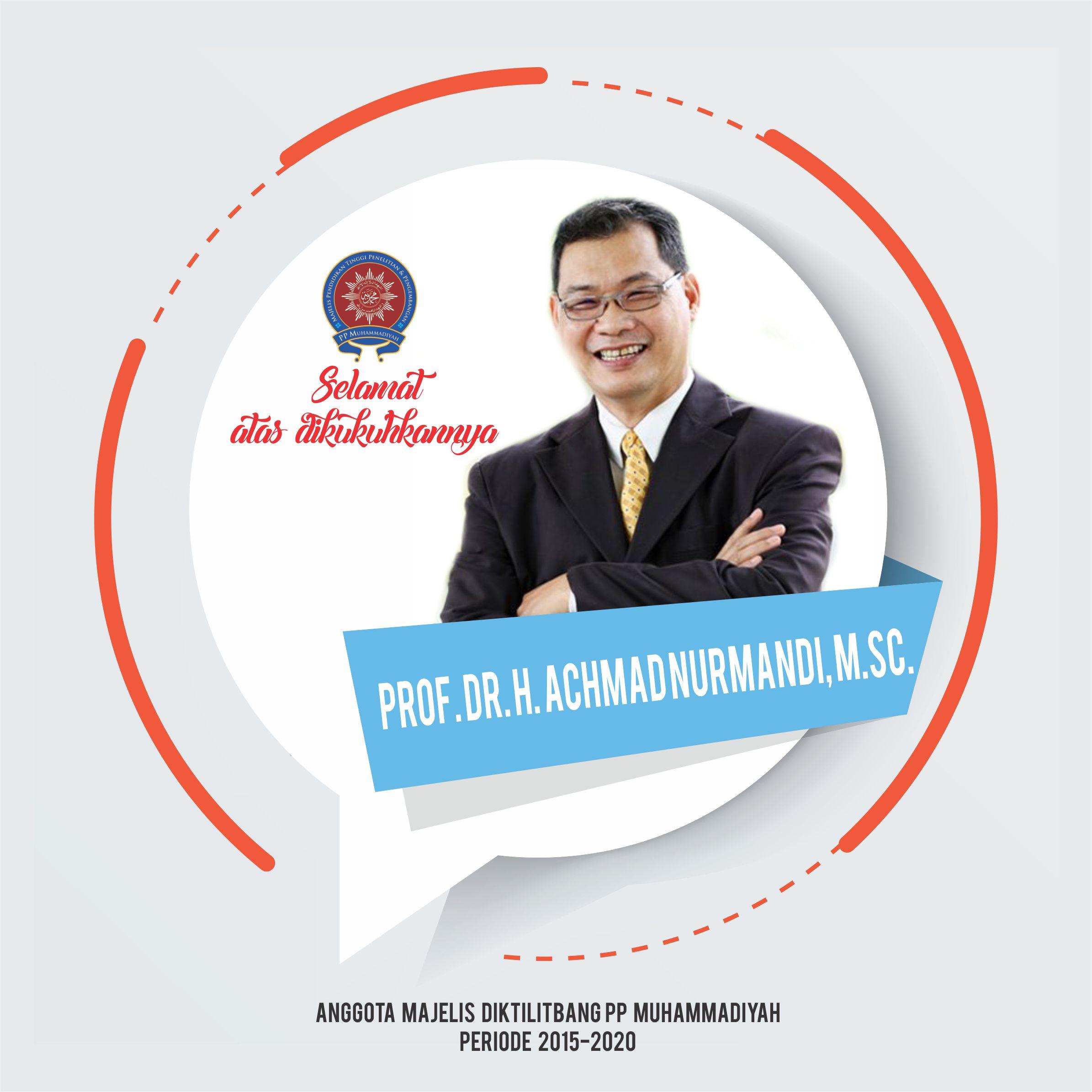Dr Wanjala Samson H M: Pengukuhan Prof. Dr. H. Achmad Nurmandi, M.Sc.