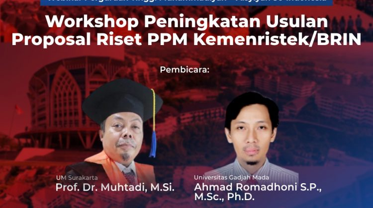 Workshop Penelitian PTMA