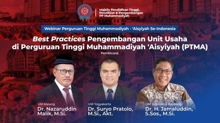 Best Practices Unit Usaha PTMA