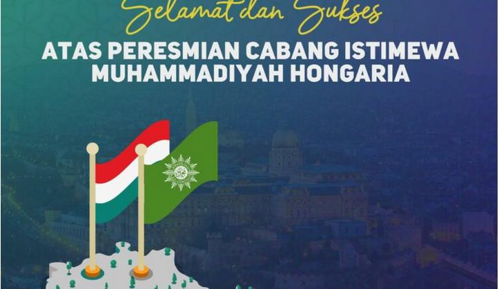 PCIM Hongaria Resmi Berdiri