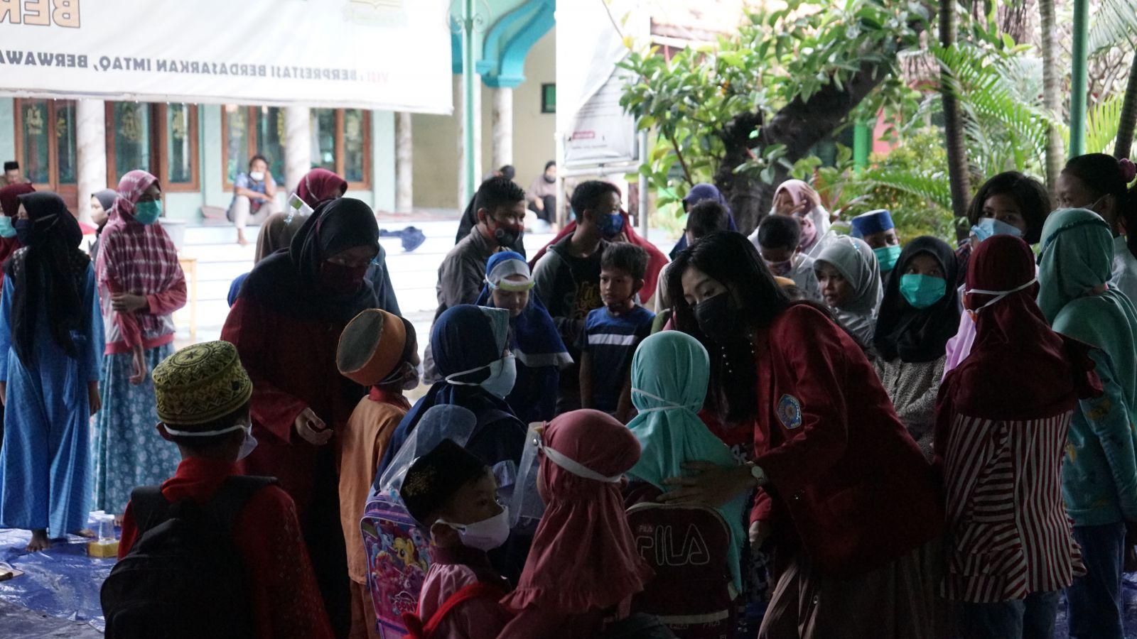 UMM Tingkatkan Literasi Desa dengan Program Kancanofi