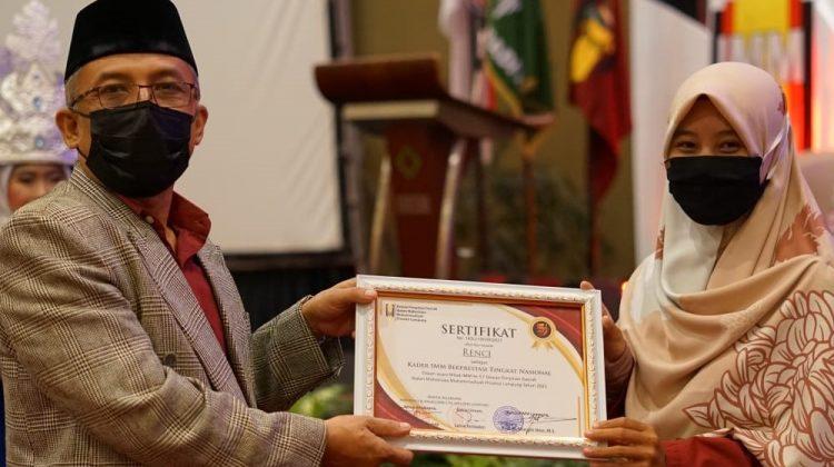 Mahasiswa UM Metro Raih Juara II Lomba Opini