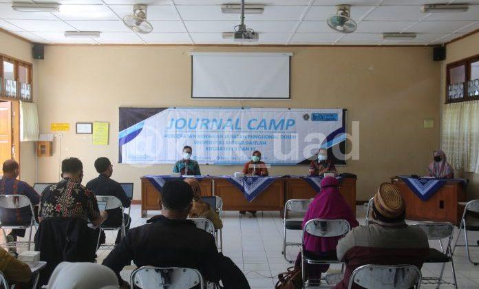 SDM UAD Adakan Journal Camp