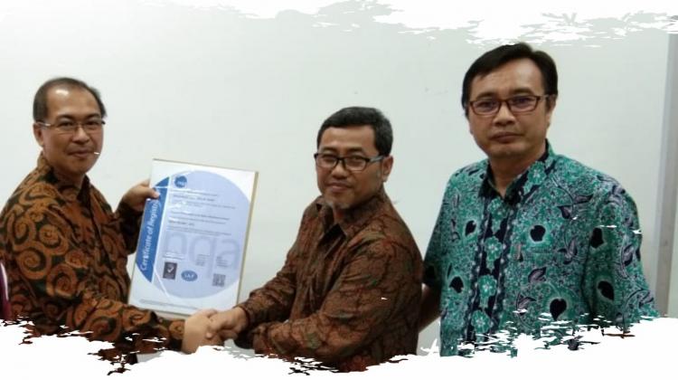 Universitas Muhammadiyah Gresik Peroleh Sertifikat ISO