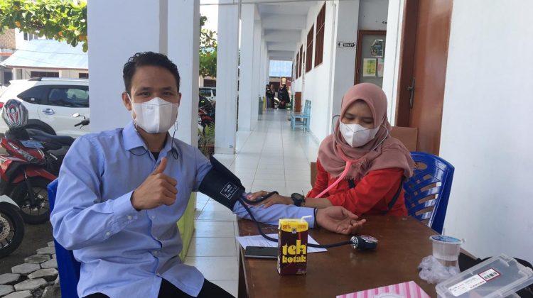 Aksi Donor Darah Digelar UM Palopo