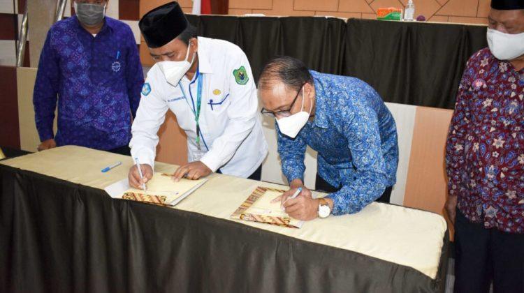 UM Banjarmasin Berkomitmen Tingkatkan Kualitas SDM dalam MoU