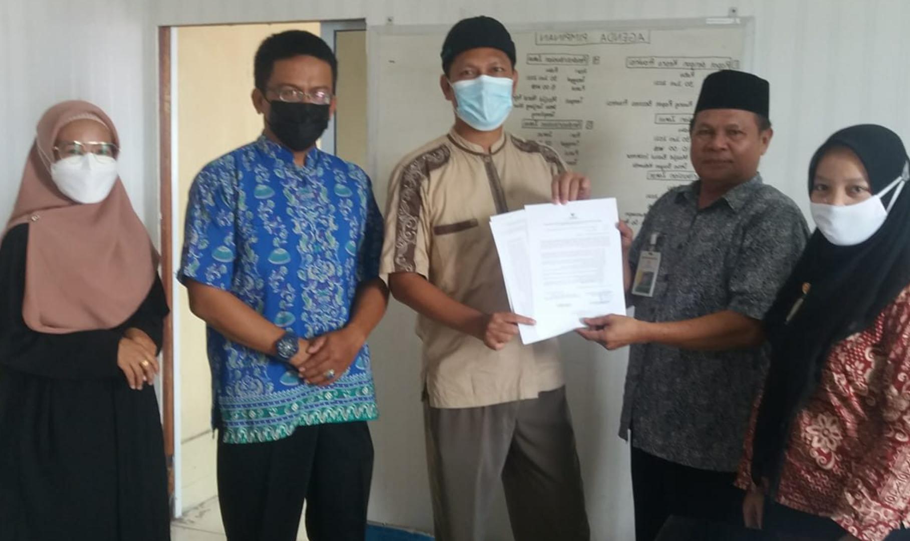 Unmuh Bangka Belitung Beri Beasiswa bagi Mahasiswanya