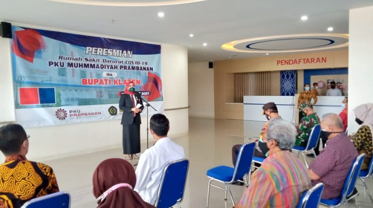 RS PKU Muhammadiyah Prambanan