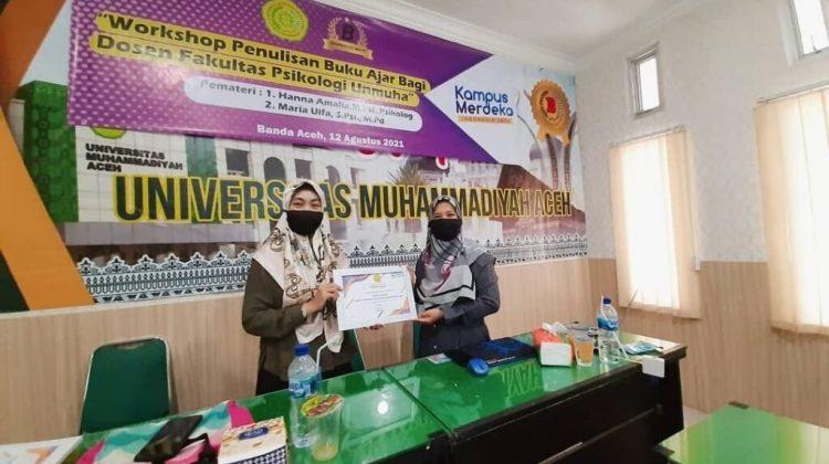 Dosen Unmuha didorong untuk Membuat Buku Ajar