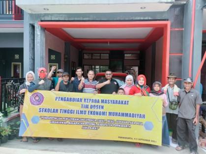 Tim Pengabdian Masyarakat STIE Muh Jakarta Optimalkan LAZIS