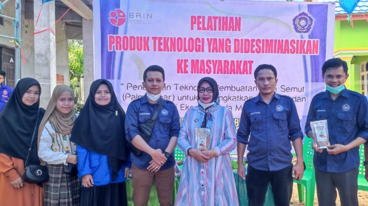 Tim PKM UM Bulukumba Gelar Diseminasi Teknologi